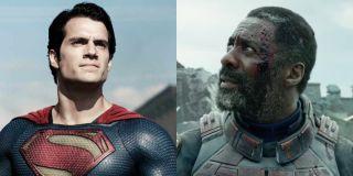 Superman and Bloodsport