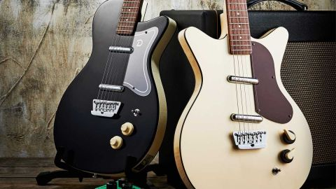 Danelectro '57 Guitar and '57 Divine