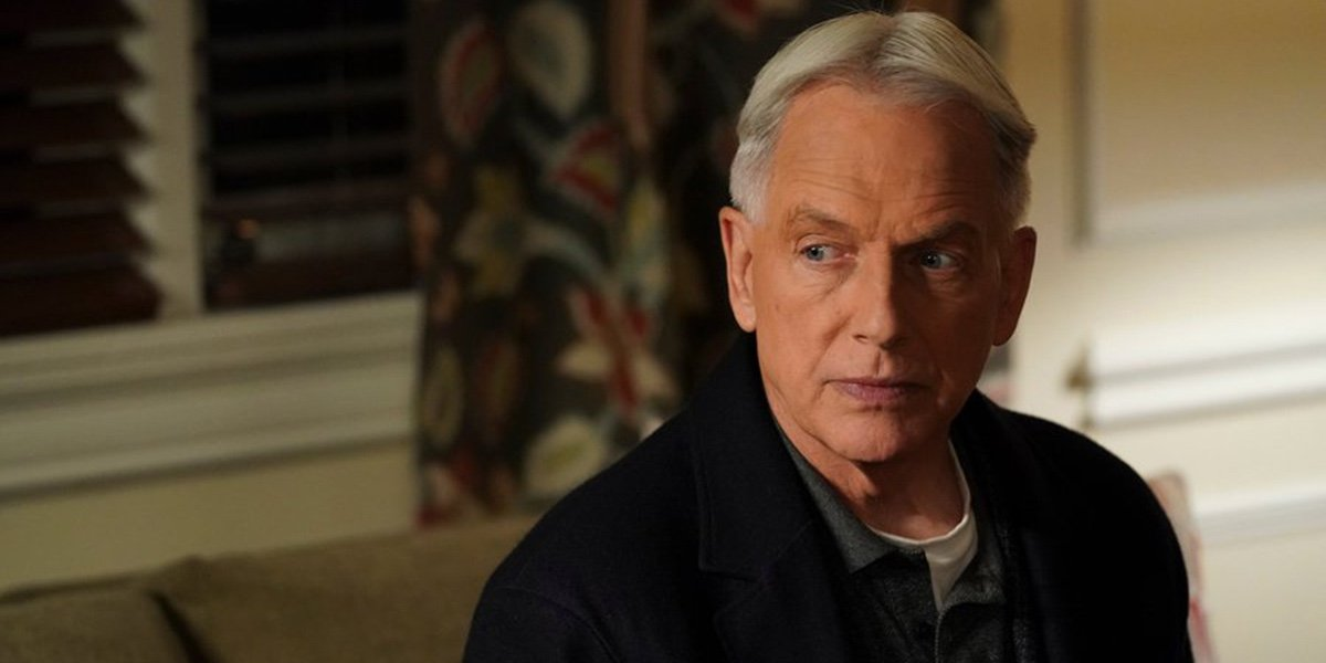 Mark Harmon as Leroy Jethro Gibbs in NCIS.