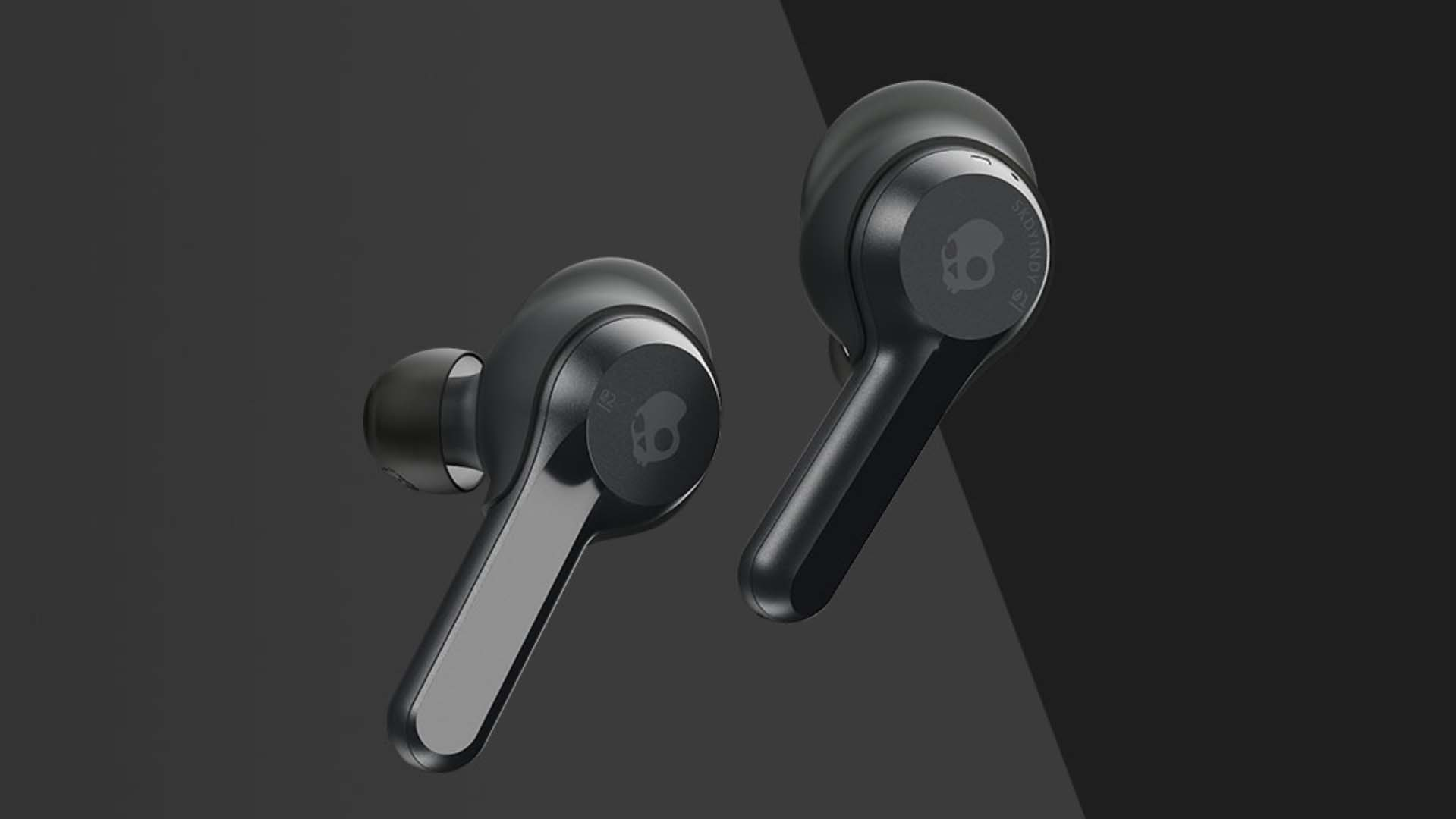 7765351dd61 Skullcandy launches budget true wireless earbuds with AirPods-style design  | TechRadar