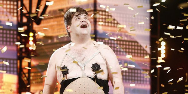 America's Got Talent: Watch One Contestant Make Golden Buzzer History With Bonkers Dance Routine