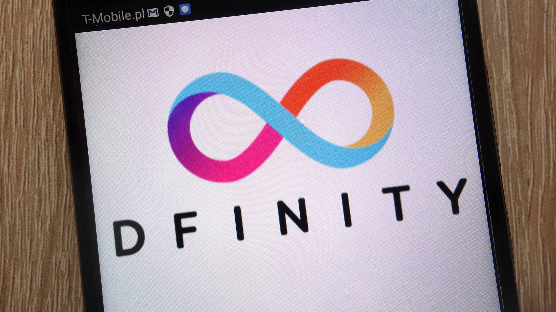 Top cryptocurrency — Dfinity Internet Computer