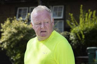 Les Dennis plays Joe in Moving On.
