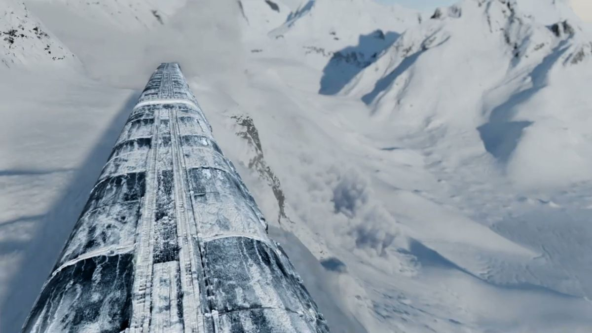 Frozen Earth in 'Snowpiercer' Is a Grim (and Possible) Future for Our Warming Planet