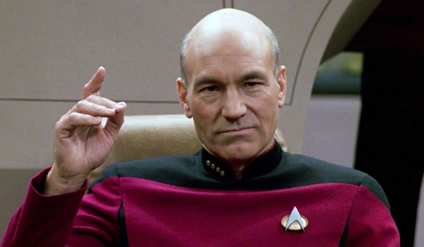 Star Trek: The Next Generation Jean-Luc Picard