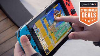 Cyber Monday Nintendo Switch deals
