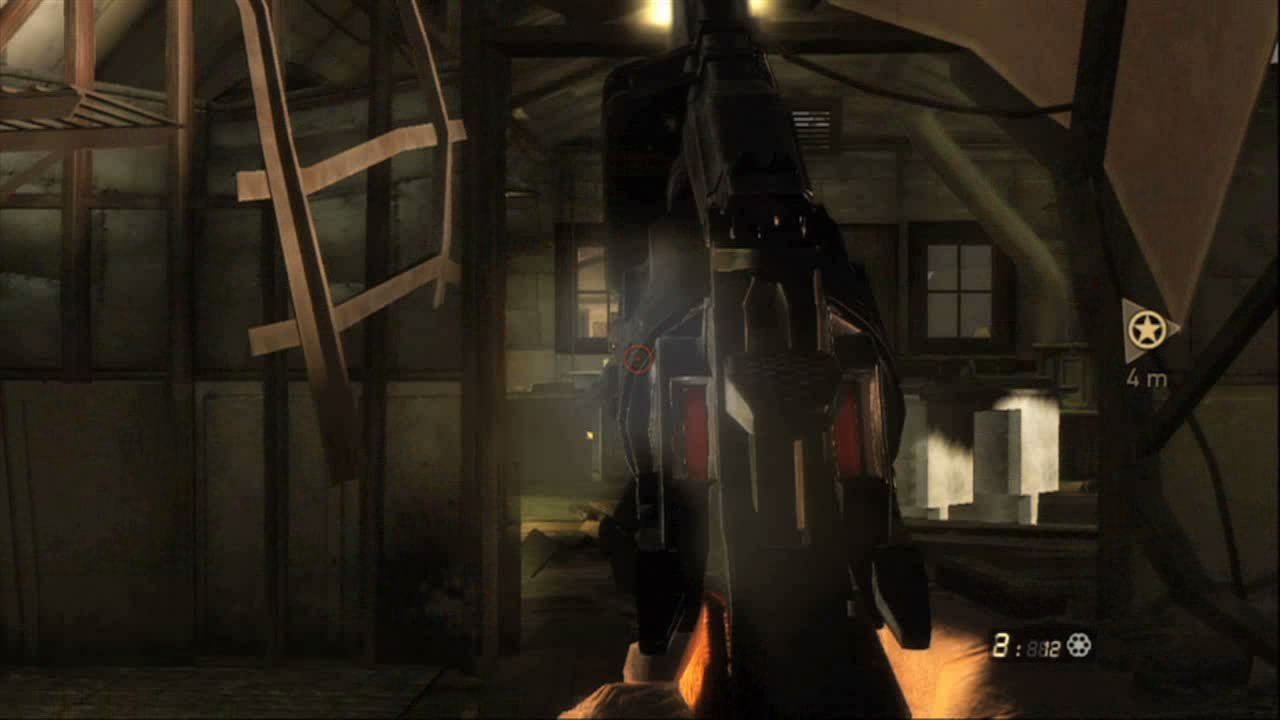 Resistance 2 And Halo 3 Screenshot Comparison - CINEMABLEND