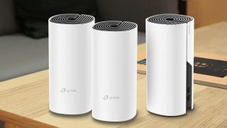 TP-Link Deco M4 Whole-Home Mesh WiFi System