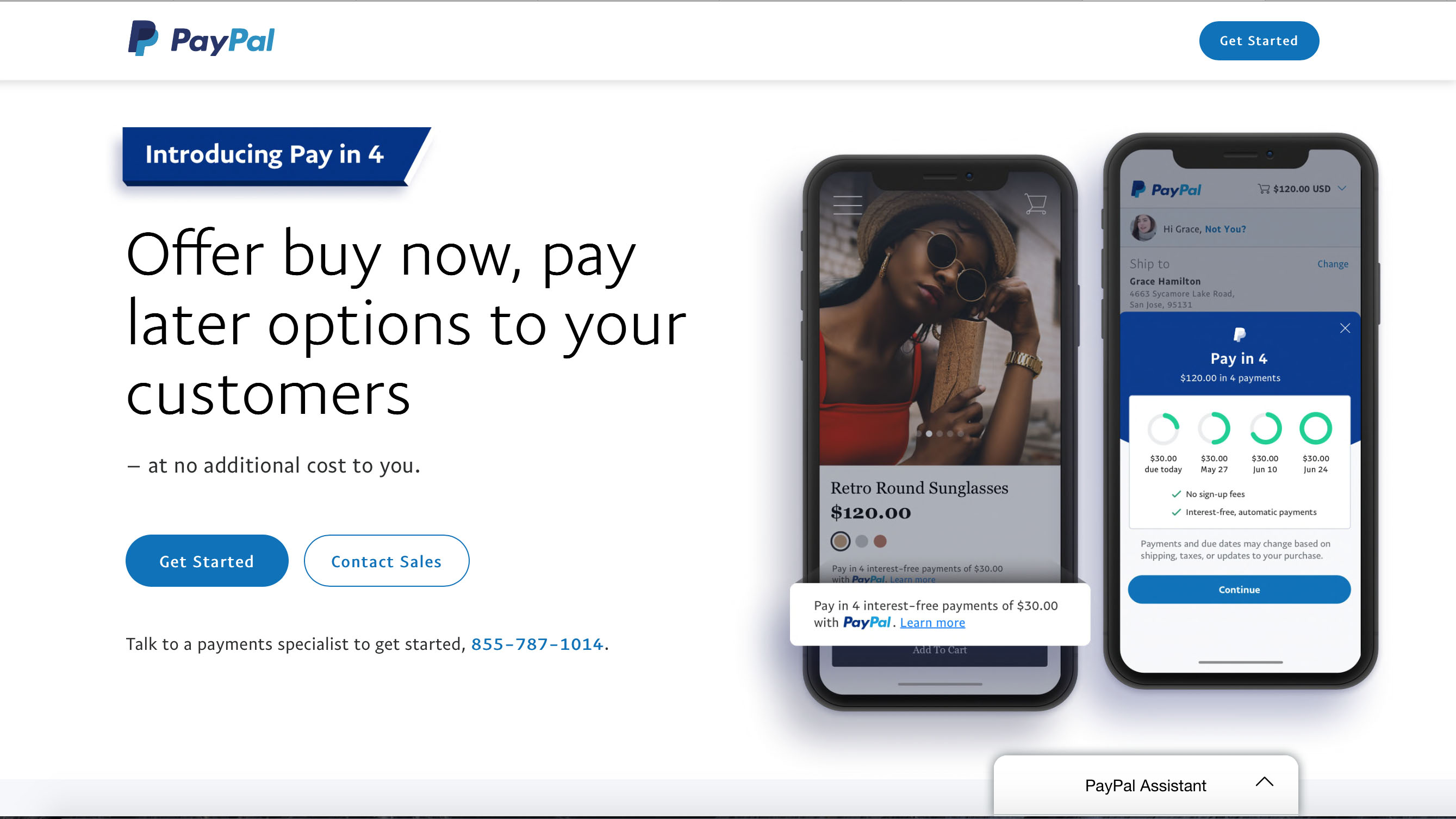 PayPal Commerce Platform