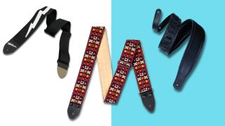 The best guitar straps 2019: top straps for electric, acoustic and bass guitar