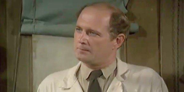 Major Winchester David Ogden Stiers M.A.S.H. CBS