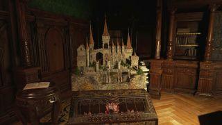resident evil village labyrinth ball locations