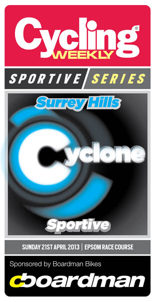 Cycling Weekly Surrey Hill Cyclone Sportive