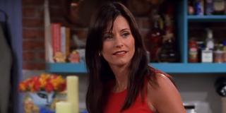 Friends Courteney Cox Monica Geller Chandler NBC