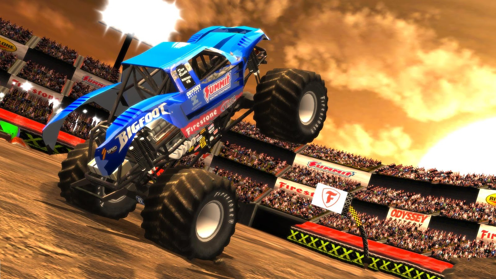 Monster Truck Games The 10 Best On Pc Pc Gamer