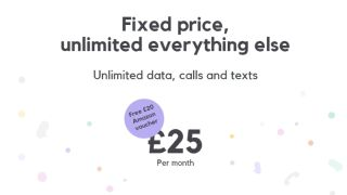 sim only deals from smarty unlimited data