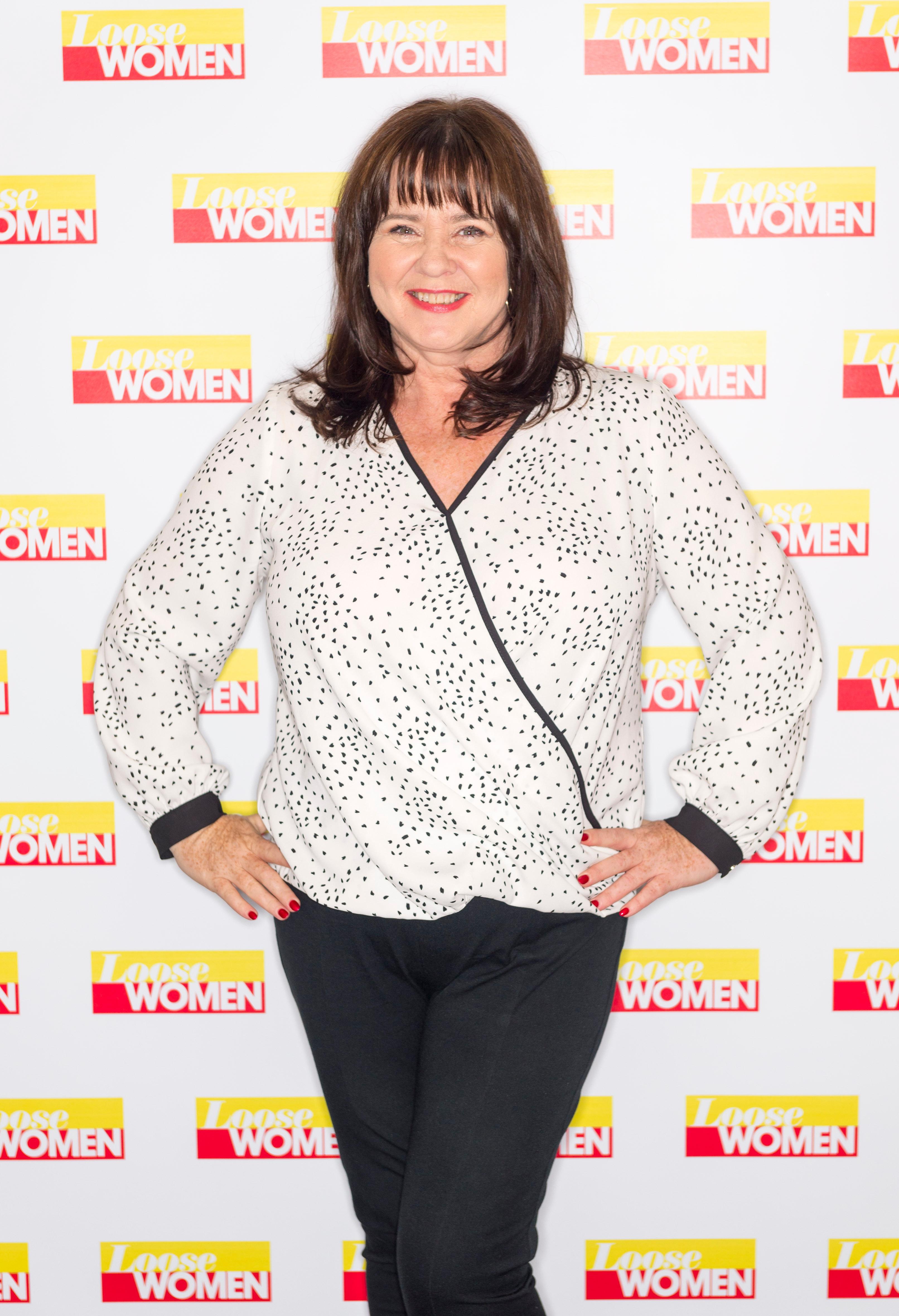 Coleen Nolan weight loss