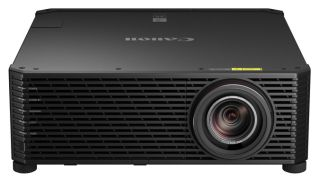 Canon Unveils Small, Light 4K Pro AV Laser Projector