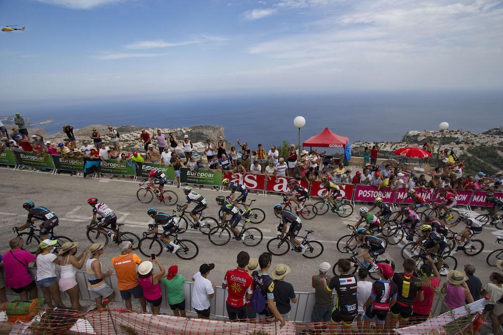Vuelta a España 2018 start list