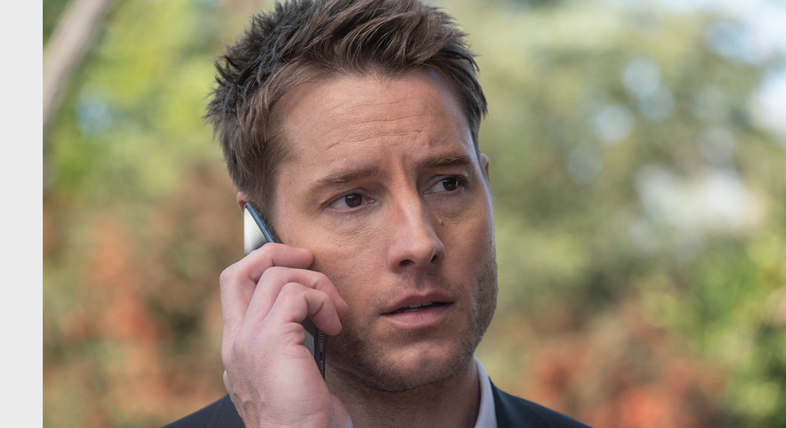 kevin on the phone this is us season
