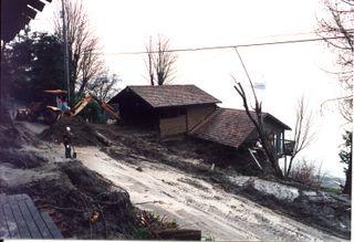 Seattle landslide