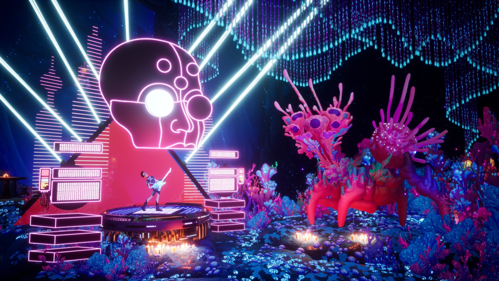 The Artful Escape is a trippy journey towards self-discovery that  absolutely shreds   GamesRadar+