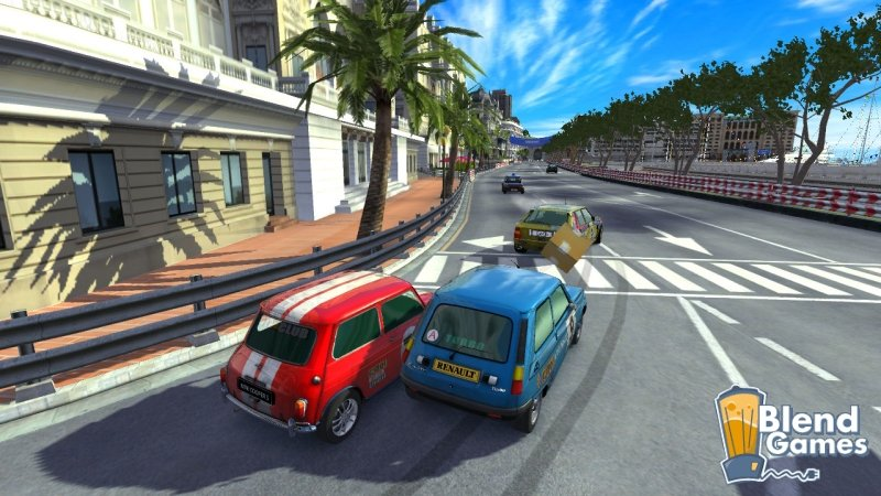 Konami's GTI Club Exclusively Available On PS3 #5142