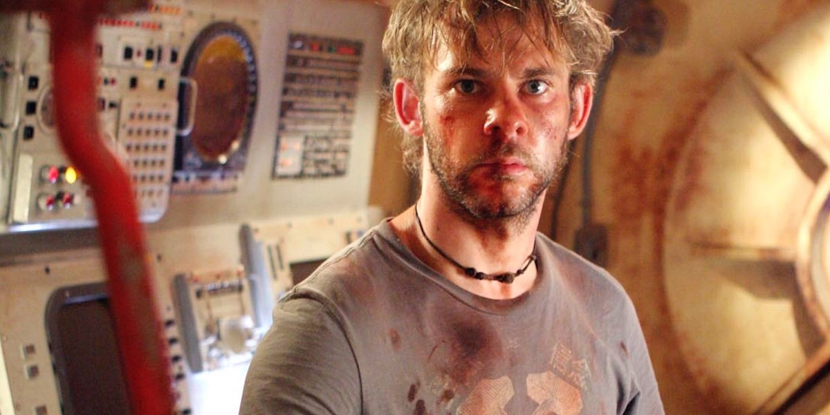 Dominic Monaghan in Lost as Charlie Pace