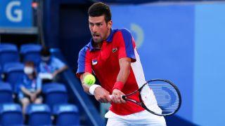 Novak Djokovic vs Kei Nishikori live stream