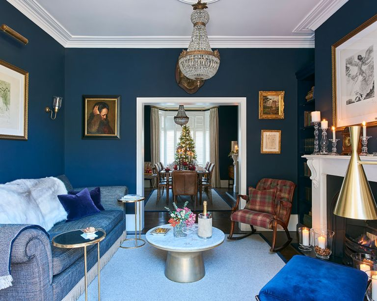 Edwardian home London