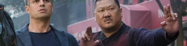 Infinity War Wong