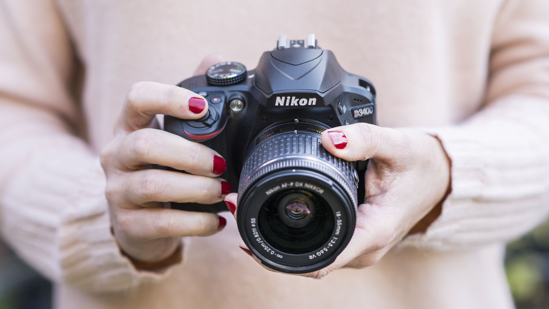 Best camera: Nikon D3400