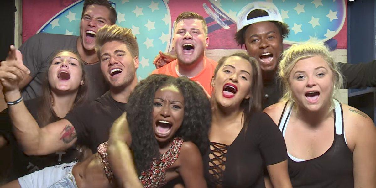 The cast of Floribama Shore