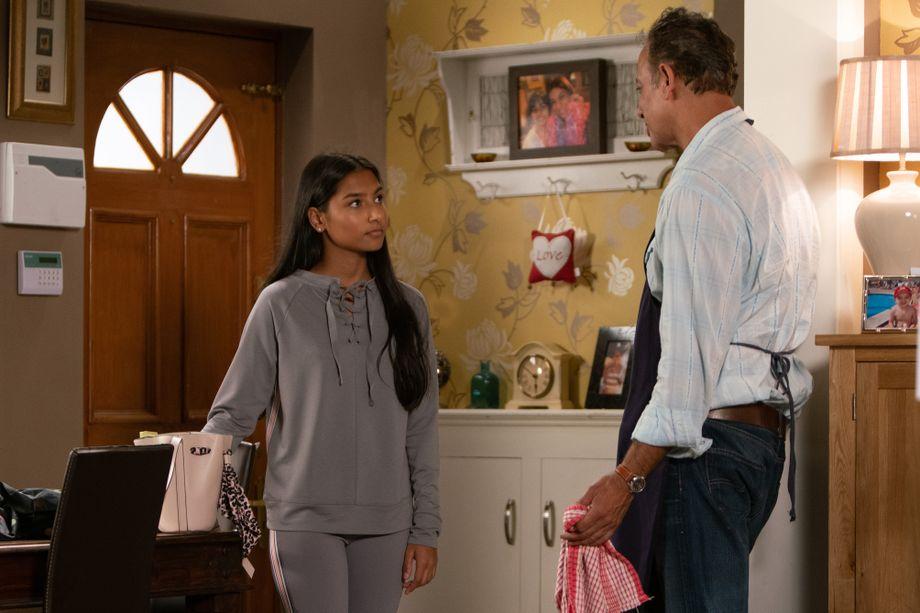 Coronation Street spoilers: Has Dev Alahan uncovered Asha's secret?