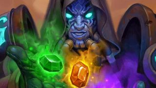Hearthstone Blizzard Rogue Legendary Card Shadowjeweler Hanar Ashes of Outland