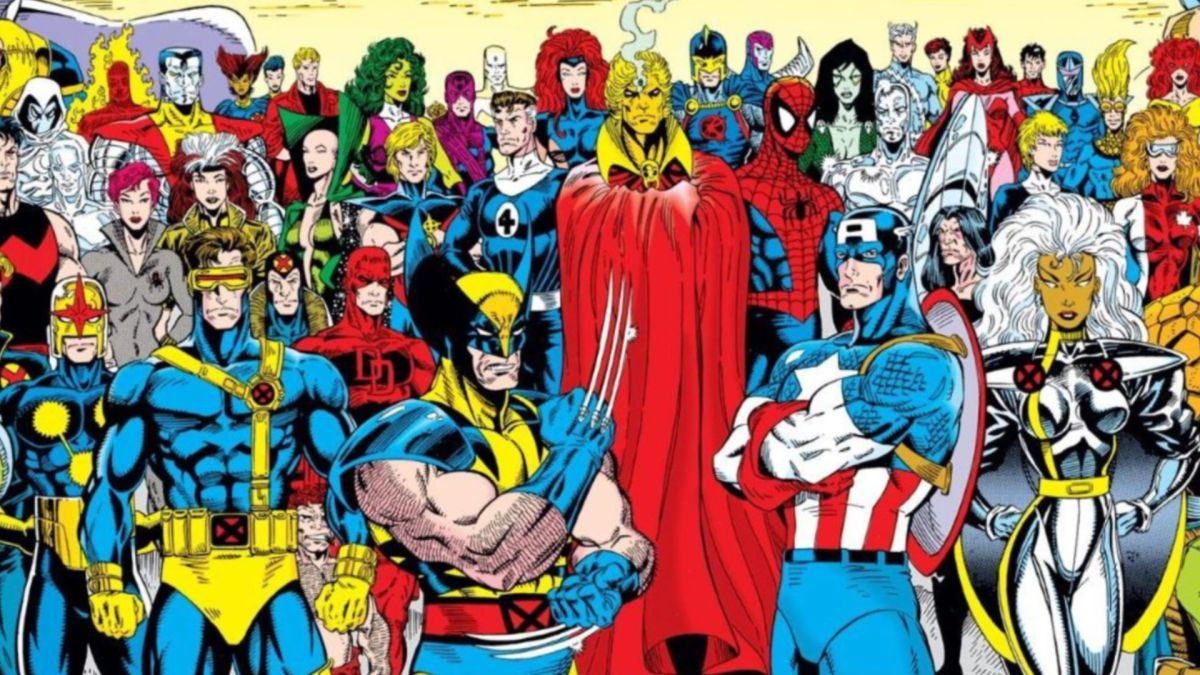 Marvel Yearbook: The best Marvel Comics character to debut each year - the '90s