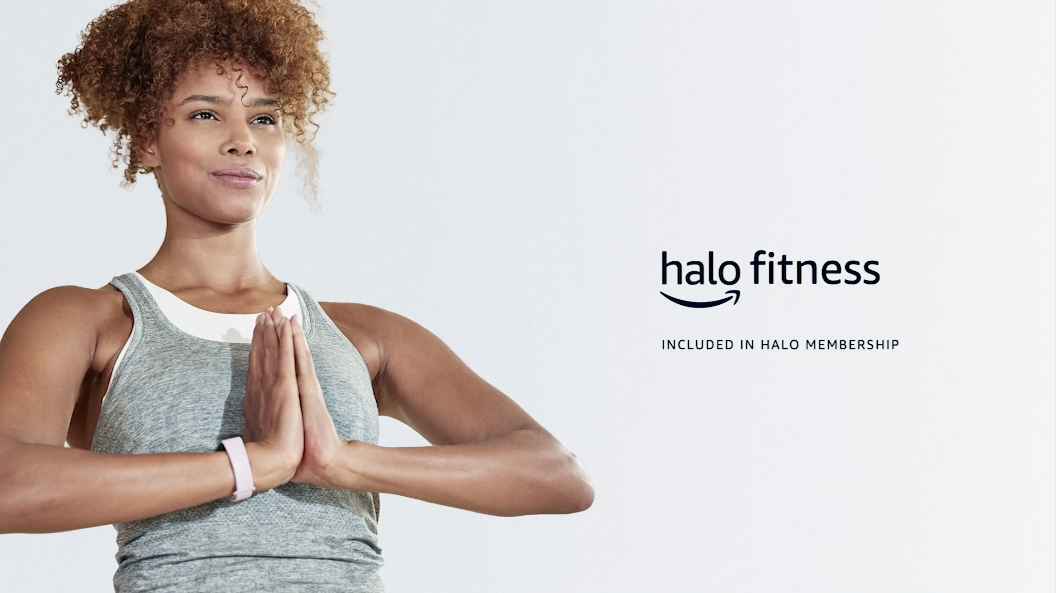 Amazon Halo Fitness at the Amazon event