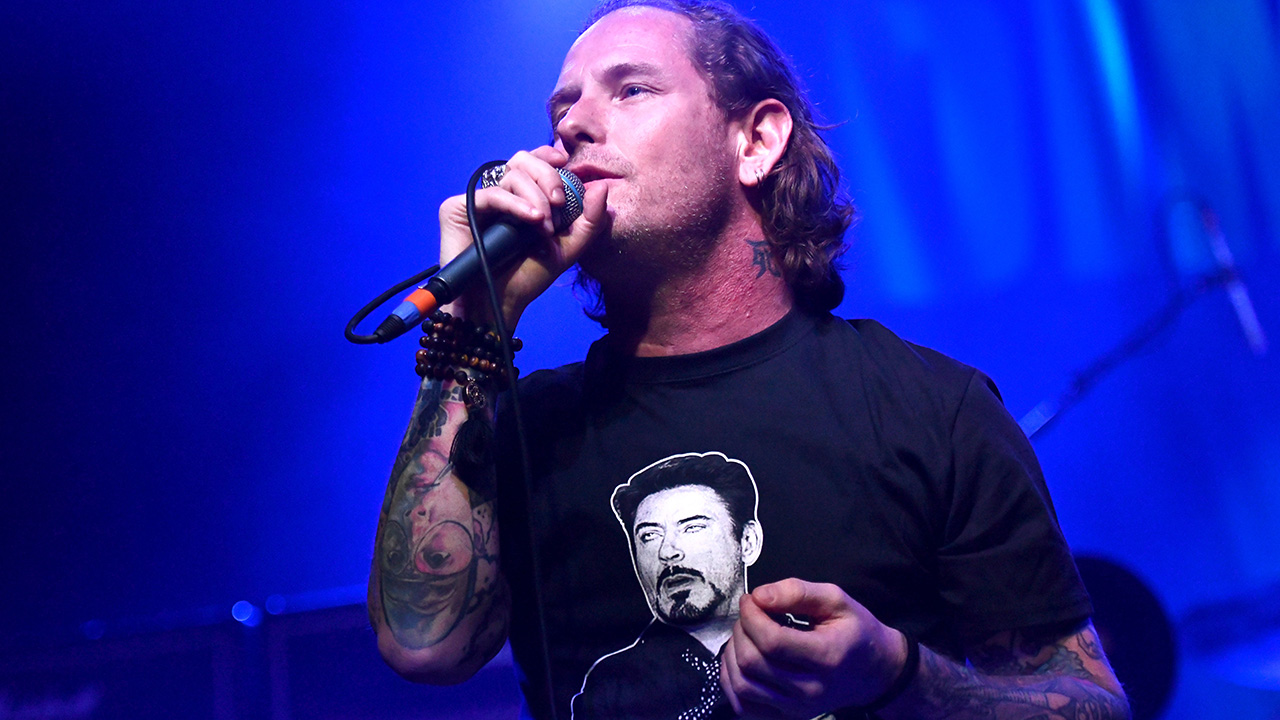 Check out Corey Taylor's cover of David Bowie's Moonage Daydream | Louder
