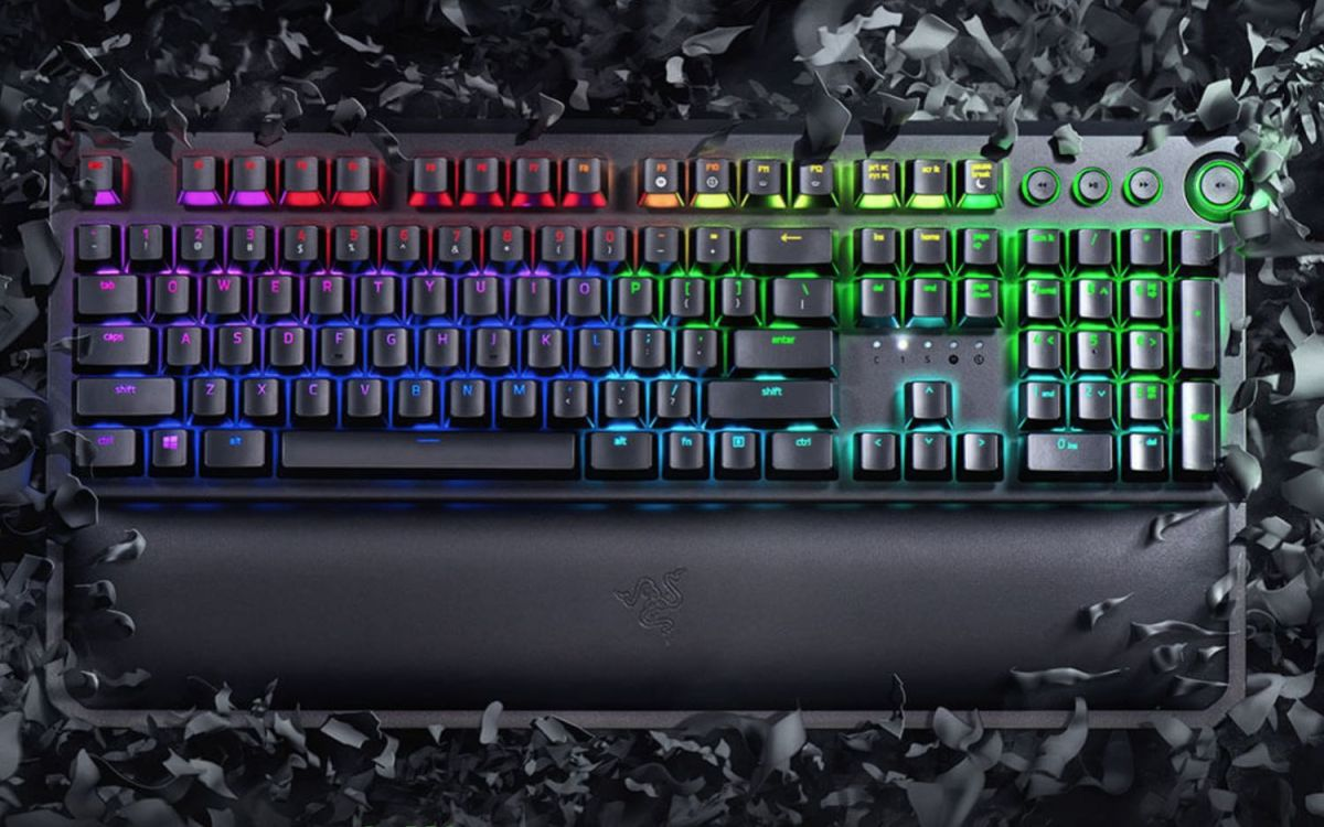 Razer BlackWidow Elite - Full Review and Benchmarks   Tom's Guide