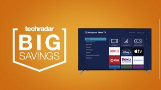 cheap 4K TV deal Best Buy
