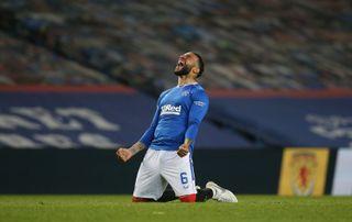 Rangers v St Johnstone – Scottish Cup – Quarter Final – Ibrox Stadium