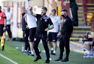 Motherwell v Dundee United – Scottish Premiership – Fir Park