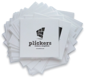 Clickers With Plickers