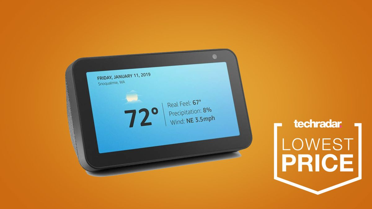 Currys just beat Amazon with this record low price on the Echo Show 5