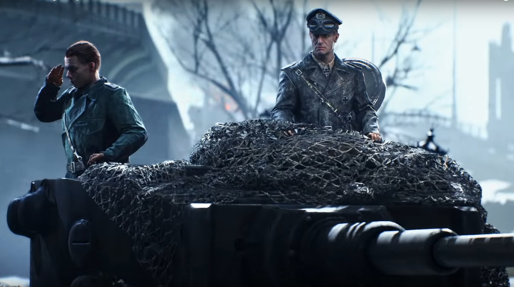 Battlefield 5's German campaign mission is 'not a hero story
