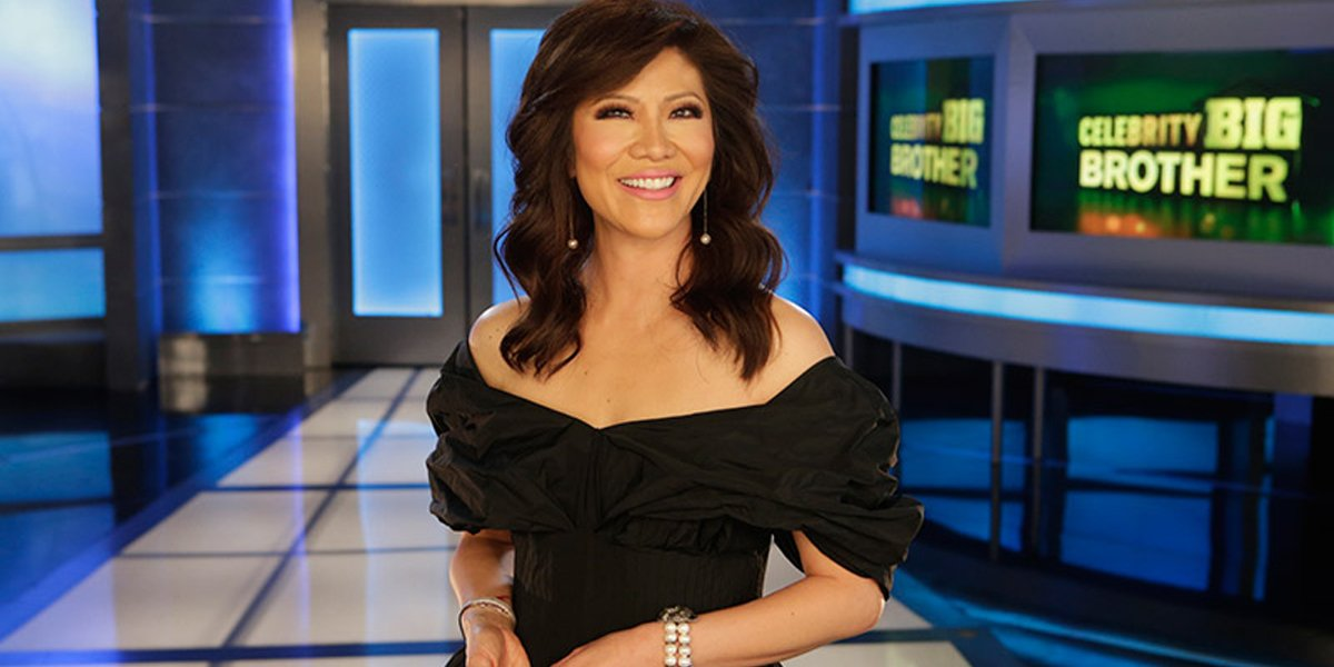 Julie Chen hosts Celebrity Big Brother U.S. on CBS