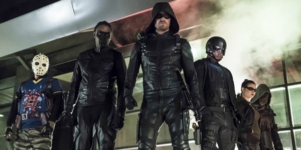 arrow the cw team arrow season 5