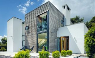 Contemporary Devon Self Build on a Budget