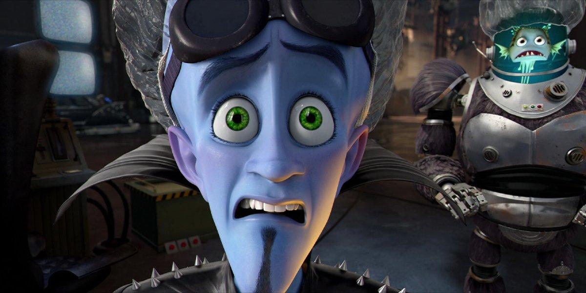 Will Ferrell in Megamind