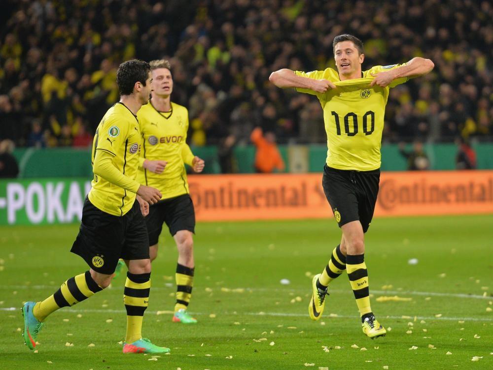 Dfb Pokal Dortmund